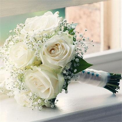 Brides Hand Tied Bouquet BB08