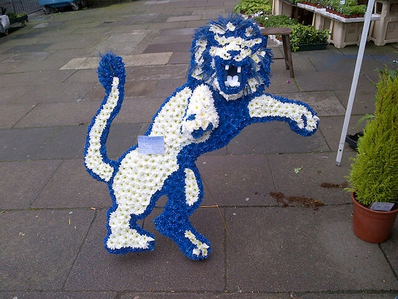 Millwall Lion