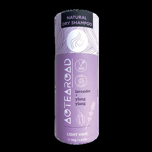 Aotearoad Natural Dry Shampoo for Light Hair 50g