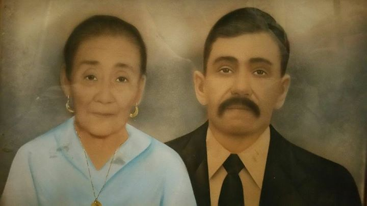 My great grandparents_ Margarita and Cresencio Rocha
