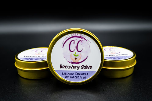 Recovery Salve - Lavender Calendula