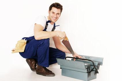 Reparatur- und Serviceleistung