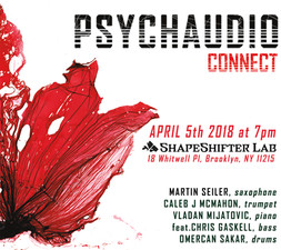 Show at Shapeshifter Lab in Brooklyn April 5th 2018 Thursday at *7pm*