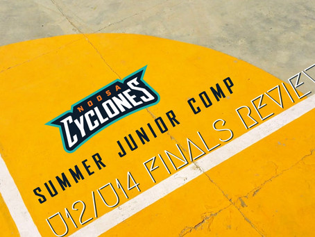 Summer Season Finals Review (U12/U14)