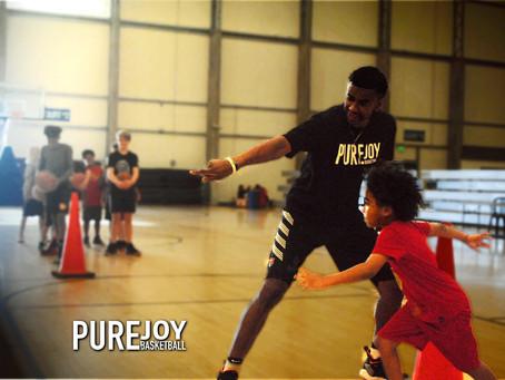 Noosa Basketball x Pure Joy Shooting Camp