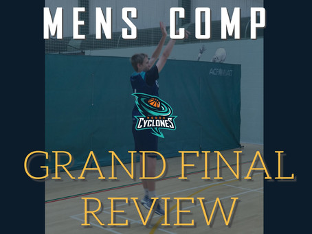 Men's Comp Grand Final Review