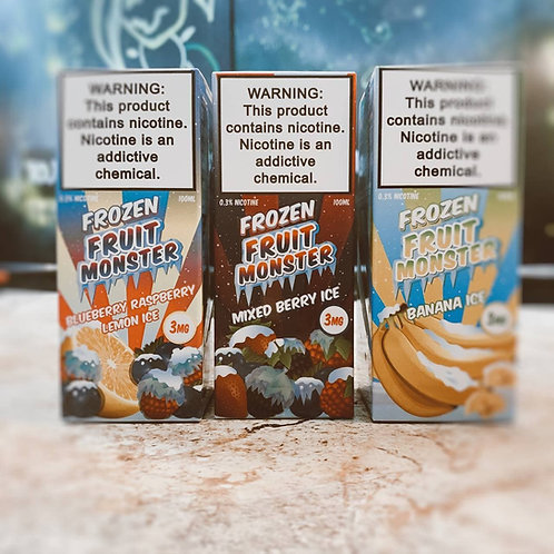 Жидкость Frozen Fruit Monster 100 мл USA