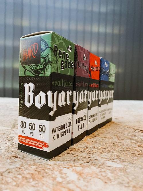 Жидкость Boyar salt 30 мл