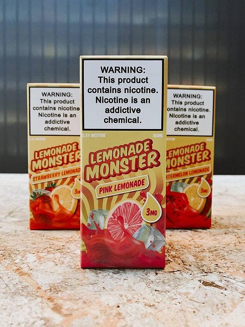 Жидкость Lemonade Monster 100 мл USA
