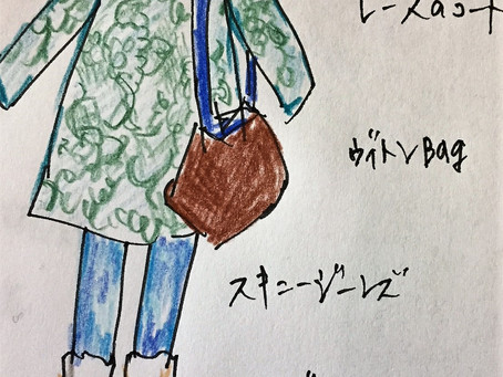 ファッション難民