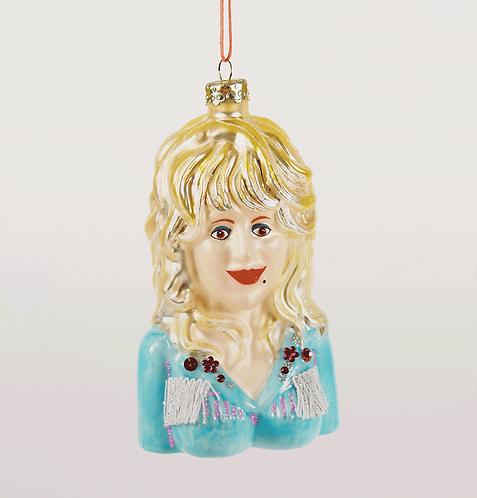 Dolly Parton Christmas Decoration