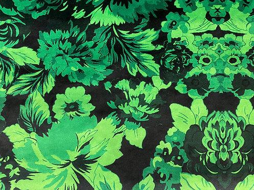 THOK Floral Morelle: Velvet Emerald