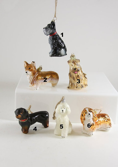 Dog Decorations
