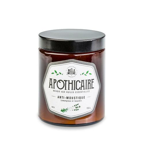 Essential Oils Candle ANTI MOSQUITTO - La Belle Mèche