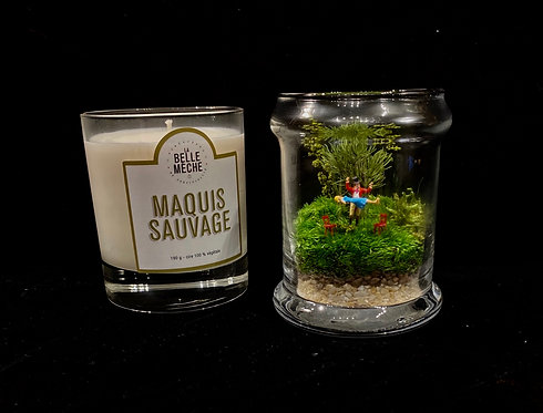 Day Maker Gift Package- ( Levitation &Candle.)