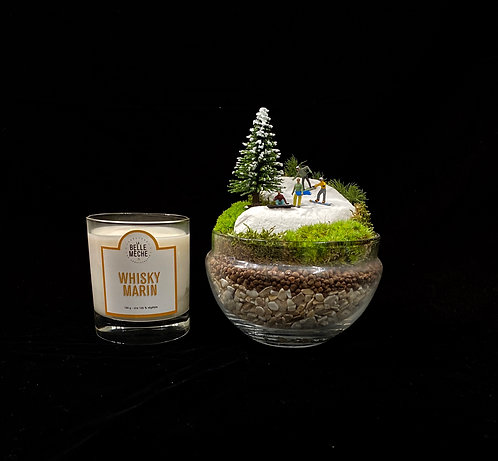 Day Maker Gift Package - (Snowboarders & Candle.)