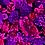 Thumbnail: THOK Floral Morelle: Velvet Fuchsia
