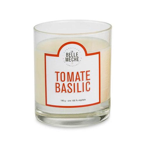Tomato Basil Scented Candle - La Belle Mèche