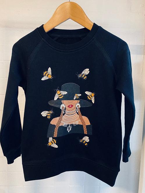 Queen Bee adult sweater