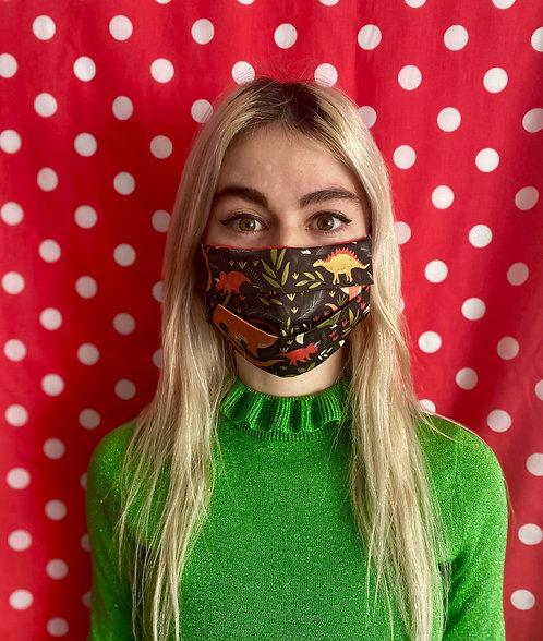 Dino-Mite Face Mask