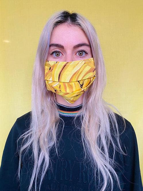 Banana-rama Face Mask
