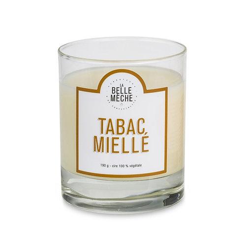 Tobacco Honey Scented Candle - La Belle Mèche