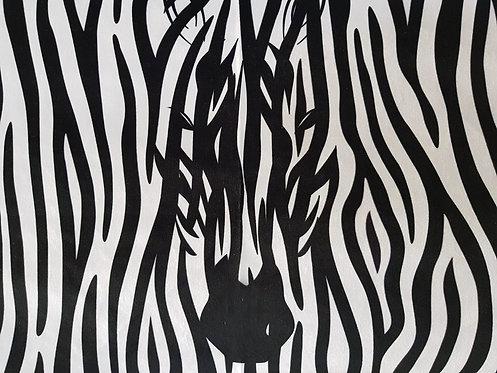 THOK Zebra Crossing Velvet