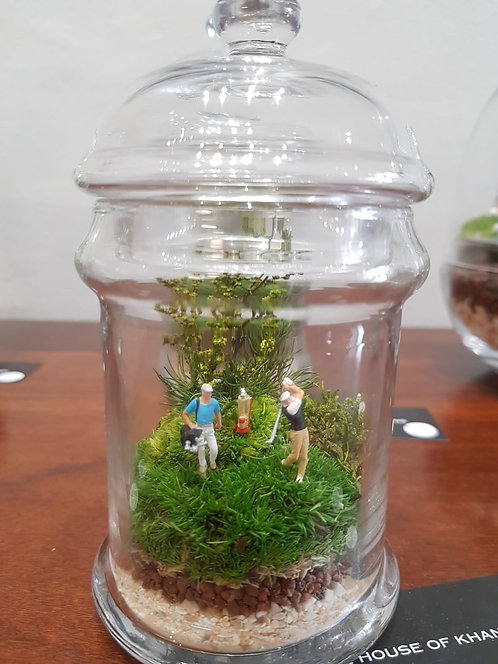 Golf - TerrariumArt