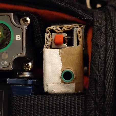 DIY: Stereo 3.5mm Camera Return Switching Box
