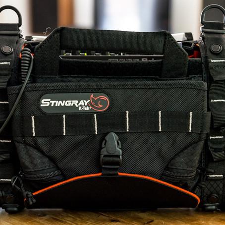 New Bag Day! K-Tek Stingray Jr. -  First Impressions