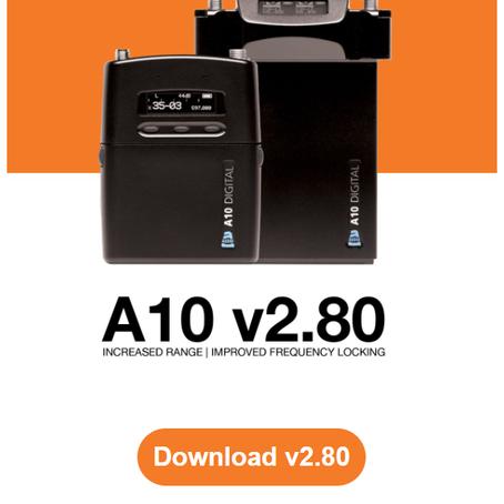 Audio Ltd A10 Firmware Update Gets 20% More Range!