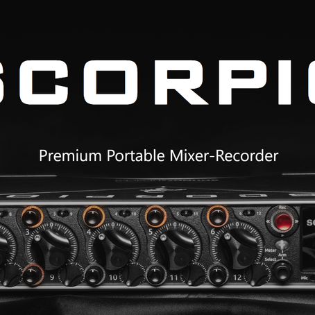 An open letter to Sound Devices regarding input counts on the Dante enabled 8-Series recorders
