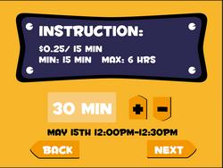 Payment Instruction