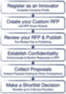 Innovator RFP Process Flow