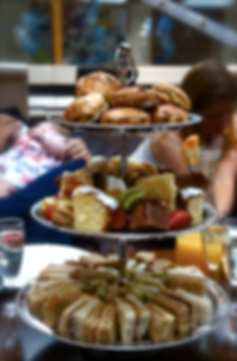 Hunters Cafe's Afternoon Tea
