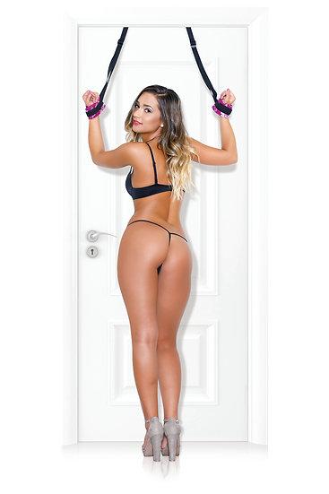 Over the Door Bondage Cuffs