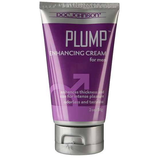 Plump Enhancement Cream for Men - 2 Oz. - Boxed