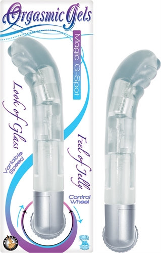 Orgasmic Gels Magic Spot - Clear