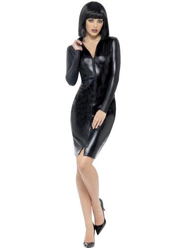 Fever Miss Whiplash Pencil Dress - Medium