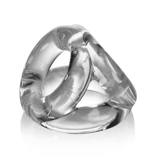 Tri Sport 3 Ring Sling Atomic Jock - Clear