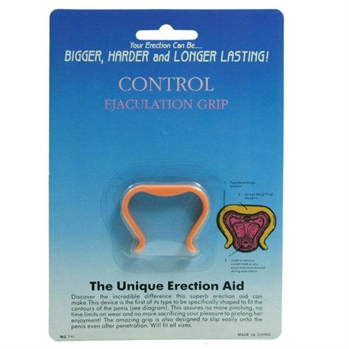 "Plastic ""U"" Erection Grip"