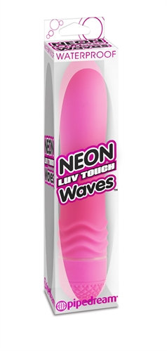 Neon Luv Touch Waves - Pink