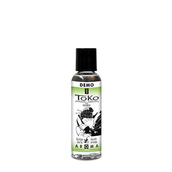 Toko Aroma Personal Lubricant - Pear & Exotic Green Tea - 2 Fl. Oz.