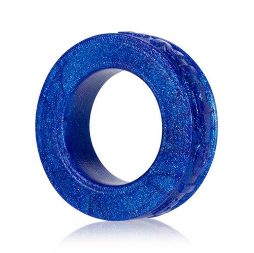 Pig-Ring Comfort Cockring - Blue Balls
