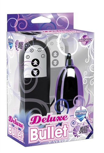 Deluxe Bullet - Purple