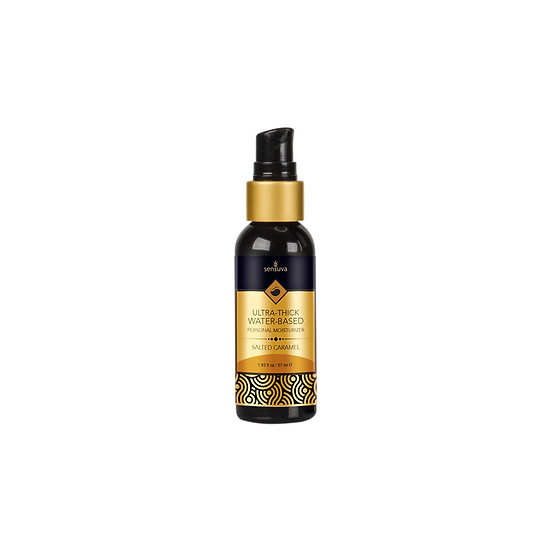 Ultra-Thick Water-Based Personal Moisturizer 1.93 Fl Oz. - Salted Caramel