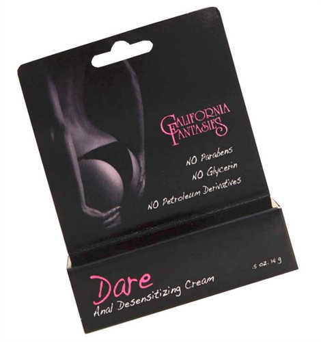 Dare - Anal Desensitizing Cream - 0.5 Oz.