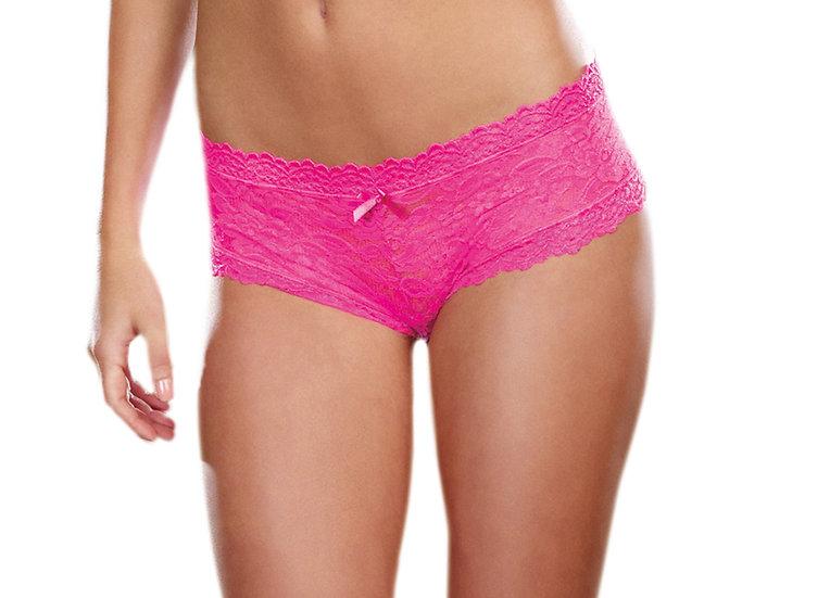 Panty - X-Large - Hot Pink