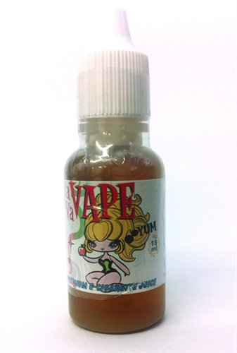 Vavavape Premium E-Cigarette Juice - Bubble Gum 15ml - 12mg