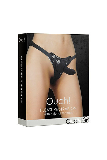 Pleasure Strap-on - Black